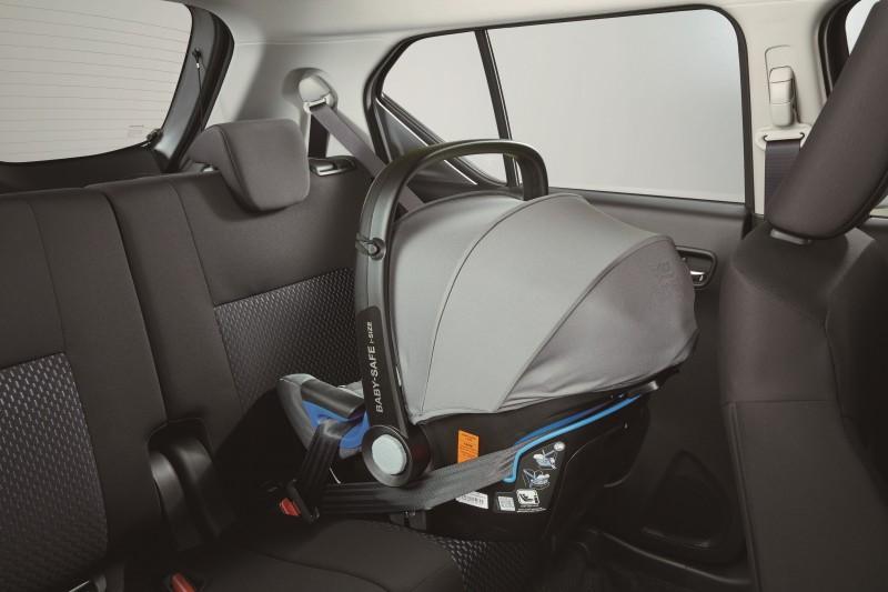 """Kindersitz """"Baby Safe I Size"""""""