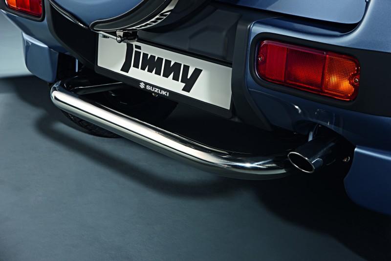 Heckbuegel Jimny