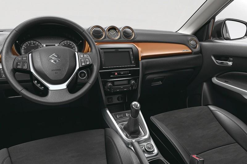 Interior Paket Horizon Orange