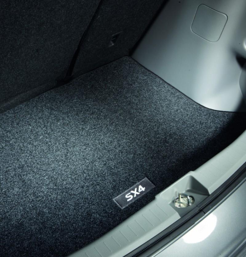 Kofferraumteppich SX4