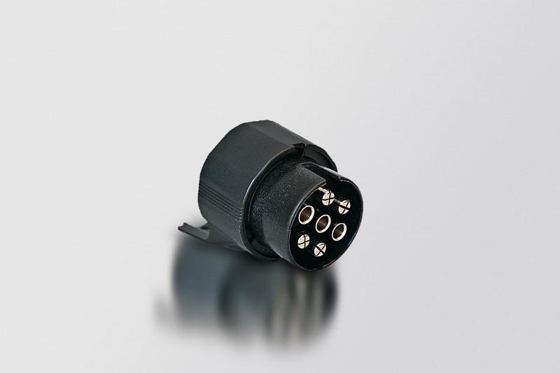 Adapter 7-/13 Polig