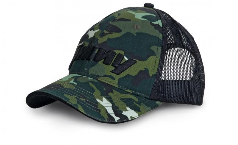 Mütze, Camouflage