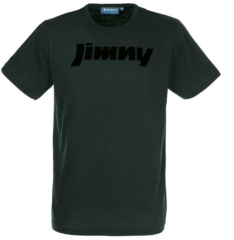 T-Shirt, dunkelgrün S-XXL