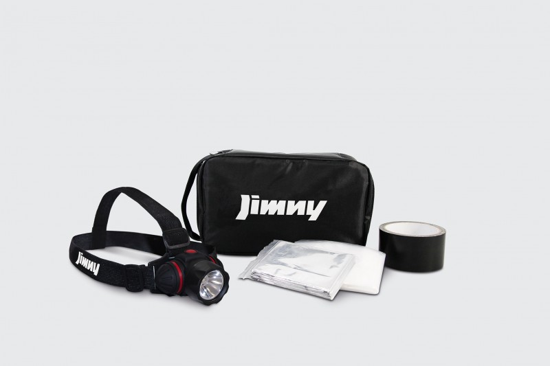 Jimny Outdoor Kit