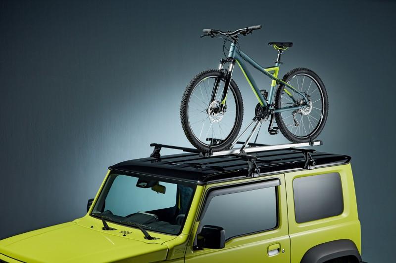 Dachfahrradträger für 1 Fahrrad