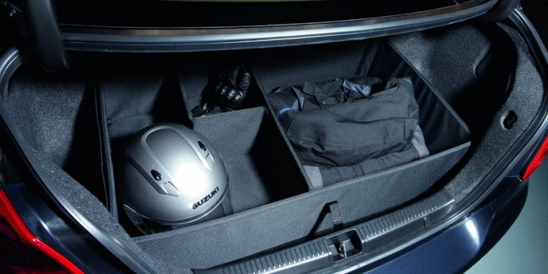 Kofferraum-Box