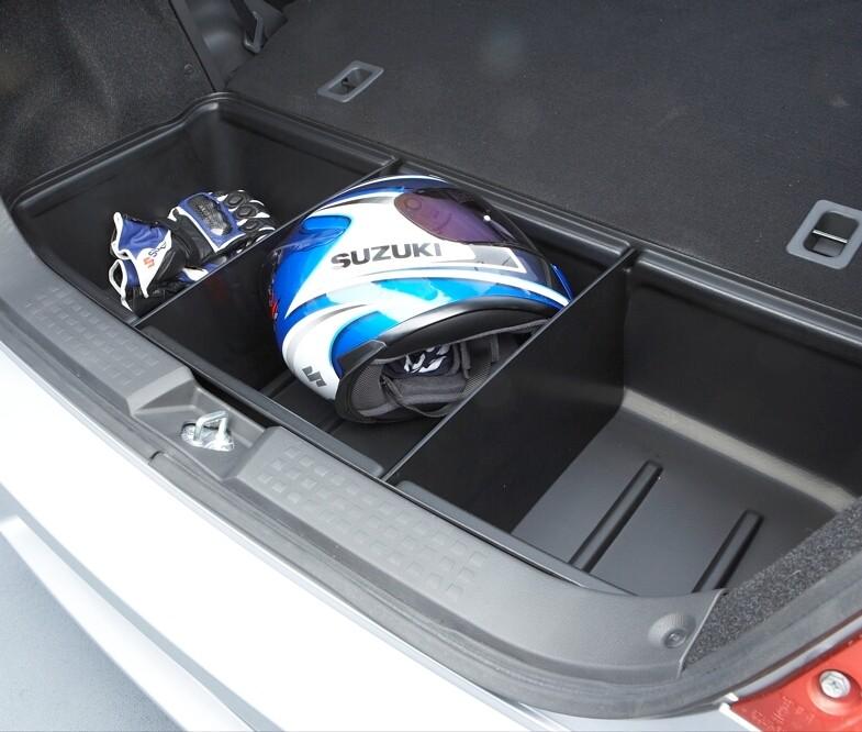 Kofferraum Ablagebox Swift Sport