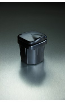 Aschenbecher (schwarz)