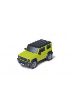 Jimny Pullback Modellauto 1:43, gelb