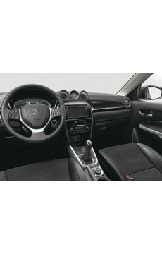 Interior Paket Piano Black