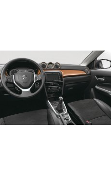 Interior Paket Horizon Orange