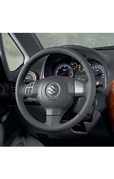 Leder-Lenkrad SX4 (schwarz)