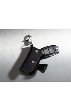 Schlüssel-Etui schwarz