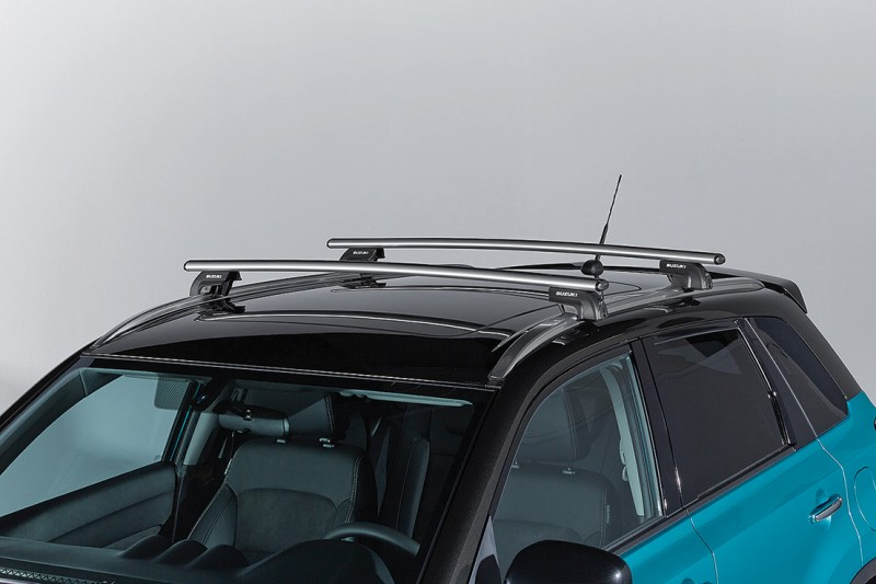 Support de base (pour véhicule sans barres longitudinales)
