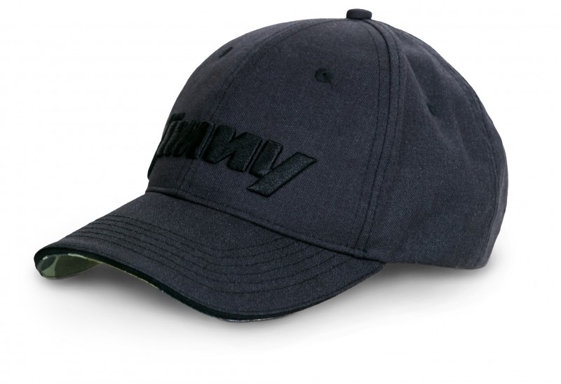 Casquette grise, camouflage