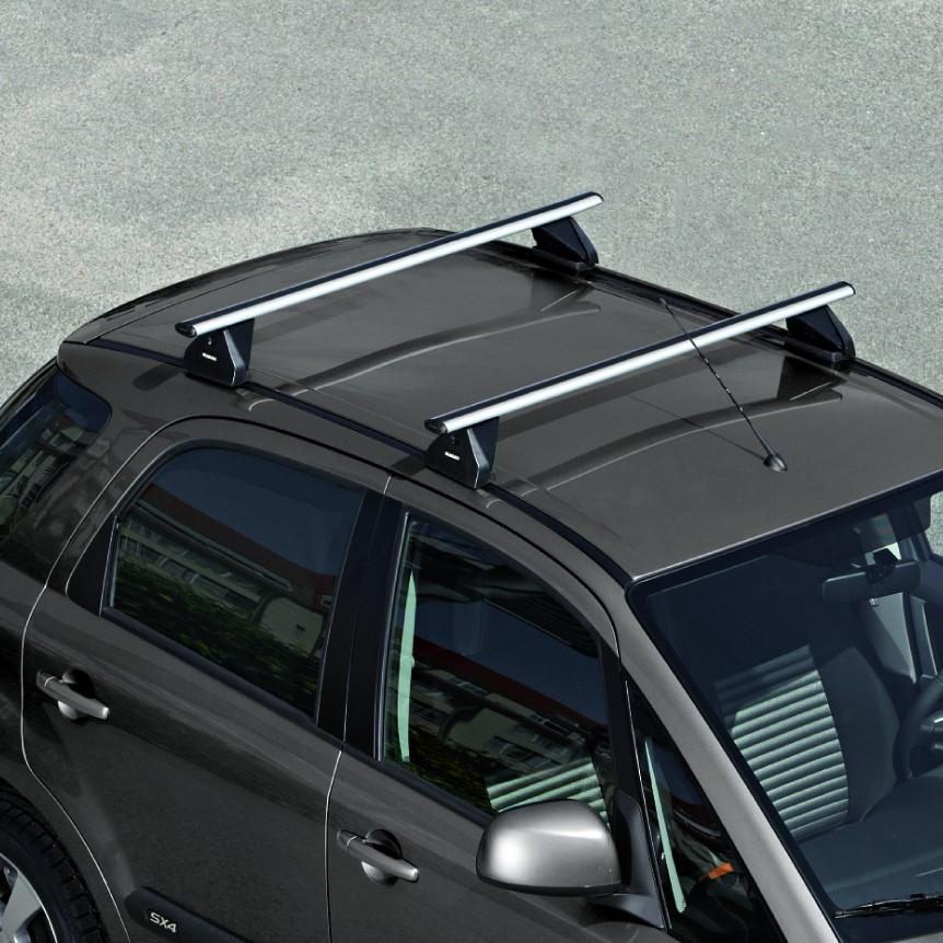 suzuki accessories support de base sx4 mod les sans barres de toit. Black Bedroom Furniture Sets. Home Design Ideas