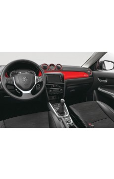 Pack Interior Bright Red