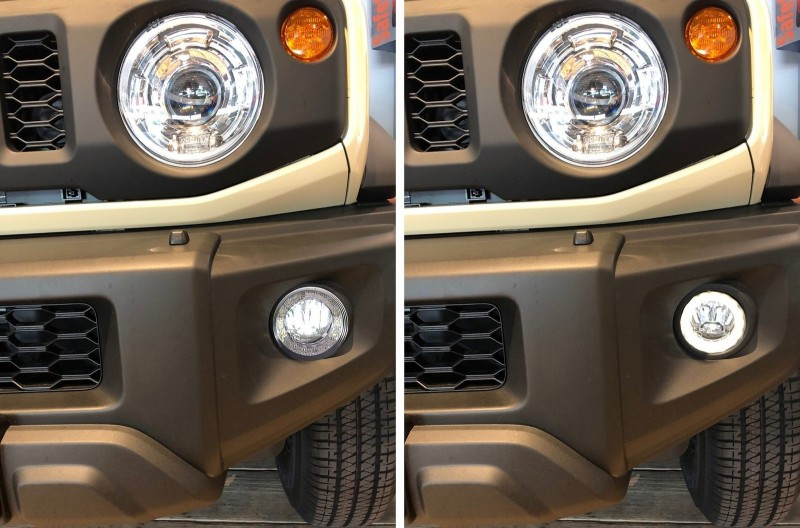 Jimny LED Duolight