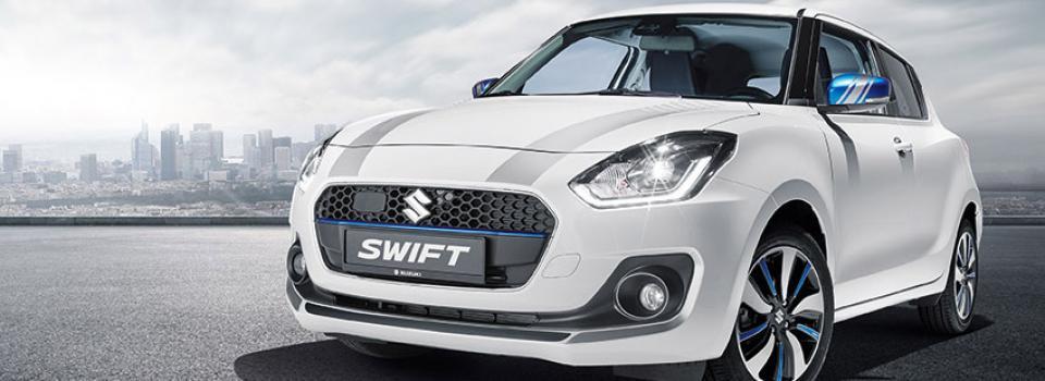 Suzuki Swift Zubehör