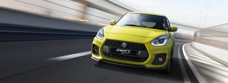 Accessori Suzuki Swift Sport