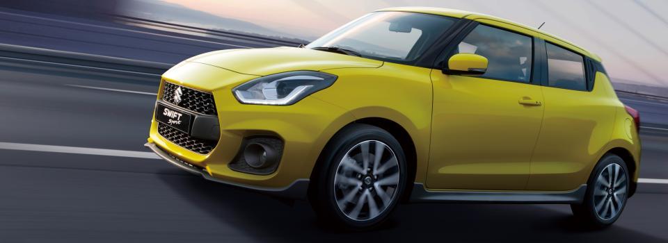 Suzuki Swift Sport Zubehör